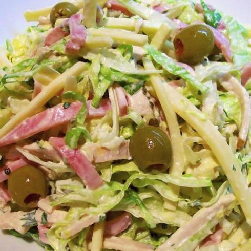 maurice salad